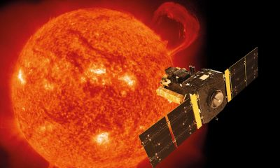 SOHO a Slunce