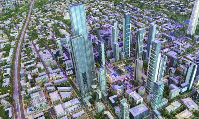 Do sedmi let má na egyptských písečných pláních vyrůst zcela nové hlavní město.