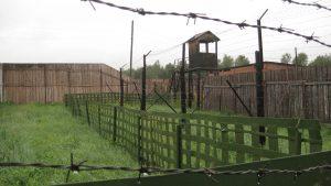 Jeden ze symbolů komunistické diktatury - Gulag