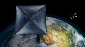 Lehoulinká sonda, která by mohla dobýt vesmír