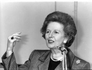 Margaret Thatcherová údajně spala jen čtyři hodiny denně.