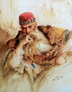 Z potulného bandity se Ali Pasha vypracoval na krutého vládce obrovského území.
