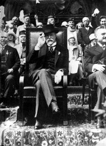 T. G. Masaryk začal uvažovat o samostatnosti Československa až po vypuknutí první světové války.