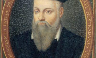 Nostradamus, původně francouzský židovský lékař, se nesmazatelně zapsal do dějin.