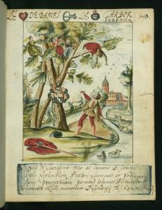 Texty v Erlenweinově knize jsou doplněny vtipnými ilustracemi.