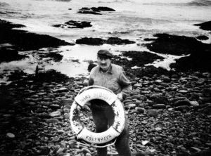 Jediným důkazem o tom, že Hans Hedtoft vůbec existoval, je záchranný kruh nalezený po 9 měsících u pobřeží Islandu.
