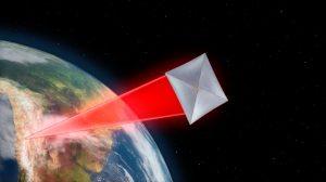 Dle představ tvůrců by sonda měla být schopna dosáhnout pětiny rychlosti světla