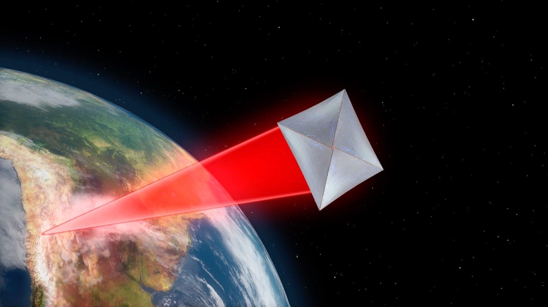 03 – Dle představ tvůrců by sonda měla být schopna dosáhnout pětiny rychlosti světla