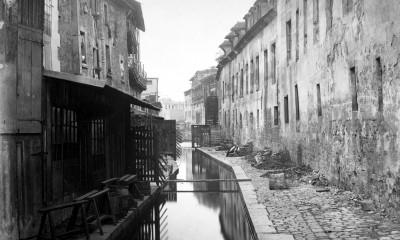 Většina lidí v Paříži vůbec netuší, že zde nějaká řeka teče.