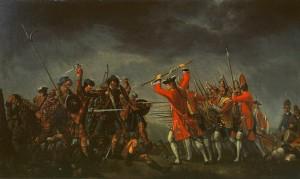 Bitva u Cullodenu se stala poslední bitvou svedenou na britském území.