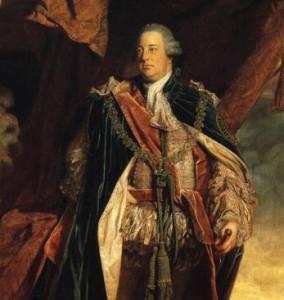 Princ William, vévoda z Cumberlandu.