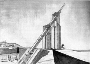 Velký Babylon měl být schopný vystřelovat projektily rychlostí až 3 km/s