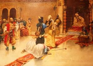 Nic neroste do nebe, ani Aliho moc. Jeho hlavu si objednal Mahmud II.