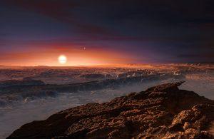 Cílem sondy by měla být Proxima Centauri i planeta, která ji obíhá