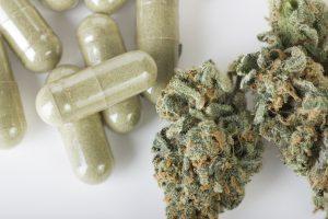 Marihuana se využívá i jako léčivo