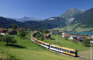 Železniční doprava zdaleka nepatří do starého železa