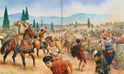 Bitva u Platají byla jednou z klíčových bitev řecko-perských válek.