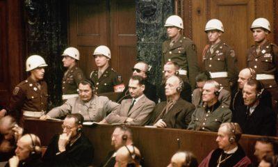 V norimberském procesu padlo 12 rozsudků smrti. Kromě toho byly tři osoby odsouzeny na doživotí, dvě na 20, jedna na 15 a jedna na 10 let za mřížemi.