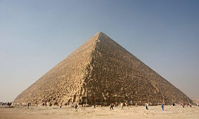 Chufuova pyramida v Gíze byla až do 80. let 19. století nejvyšší stavbou na světě!