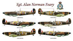 Spitfire byl vůbec první celokovový stíhací letoun vyráběný v Británii.