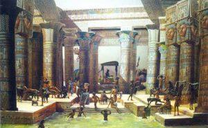 Olejové a kosmetické rituály si oblíbili už staří Egypťané.