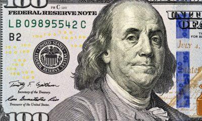 100dolarovka je americkou bankovkou s nejvyšší nominální hodnotou.