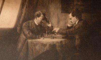 Mohli spolu hrát šachy? Podle odborníků je to nepravděpodobné.