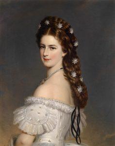 Rakouská císařovna Sissi byla doslova posedlá svým vzhledem.