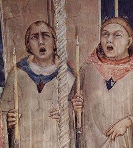 V křesťanství existuje hudba a zpěv jako součást ritu od samého počátku.