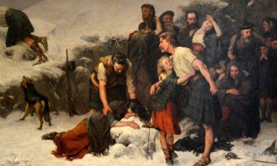 Pár dní po masakru přijde v horách o život dalších 40 dětí a žen. Zemřou na následky podchlazení.