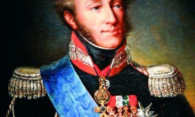 Francouzský král Ludvík XIX.