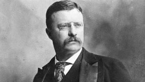 "Theodore Roosevelt zvaný ""Teddy"""