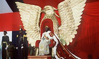 Jean-Bédel Bokassa přivedl svou zemi na pokraj bankrotu.