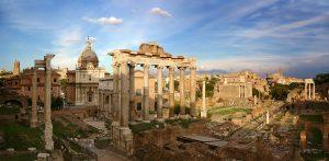 Ve starověkém Římě slouží k odkládání nalezenců tzv. mléčný sloup.