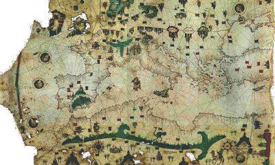 Při výrobě mapy se ibn ben Zara opíral o znalosti geografa a astronoma Ptolemaia.