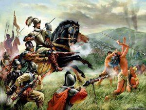 Poslední mayské město podlehlo španělské conquistě v roce 1697.