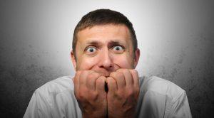 Přílišné prožívání strachu blokuje komunikaci.