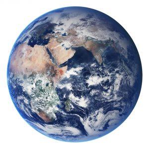 Dnes nás chrání 500 km silný vzduchový polštář složený z dusíku (78 procent), kyslíku (21 procent) a několika dalších plynů.