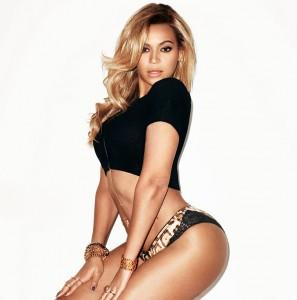 Zpěvačka Beyoncé si udržuje zdravý životní styl, přičemž si zachovává sexy ženské tvary.