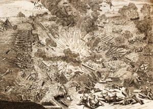 1) Takovou šlupku, jakou obležené Antverpy v roce 1585 odpálí Španělům pod nosem, ještě svět neviděl.