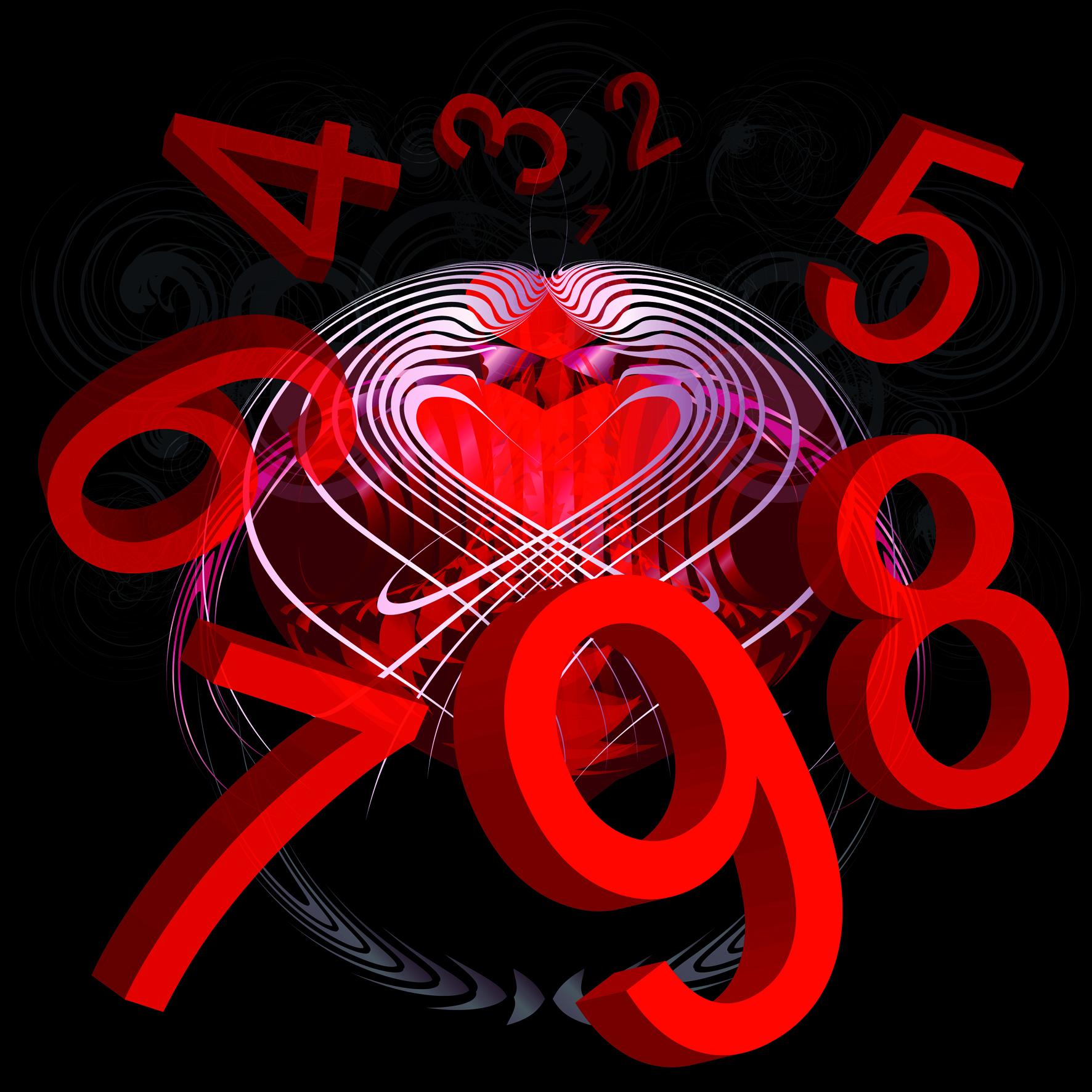Numerologie je nauka o skrytých vlivech čísel na život člověka.