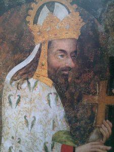 Římský císař Karel IV.
