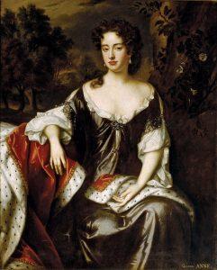 Britská královna Anna Stuartovna prodělala nejméně 18 těhotenství, přesto zemřela bez následníka trůnu.