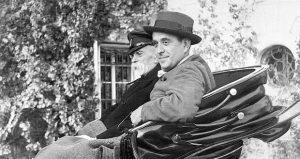 Mladý Jan spolu se svým otcem T. G. Masarykem