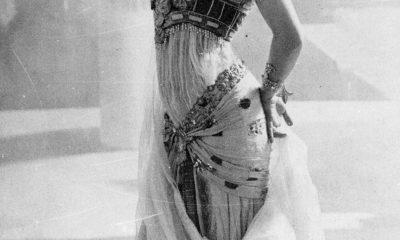 Exotická tanečnice se stýkala s mnoha vlivnými muži.