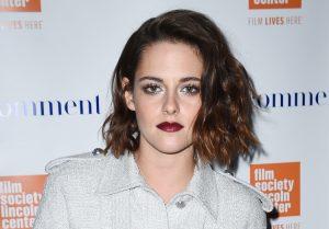 Pořádně kysele se nevědomky tváří herečka Kristen Stewartová.