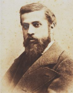 Katalánský architekt Antonio Gaudí