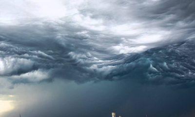 Další přírůstek – vlnovitý oblak asperitas
