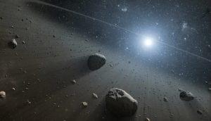 Dráha Deváté planety je extrémně dlouhá.