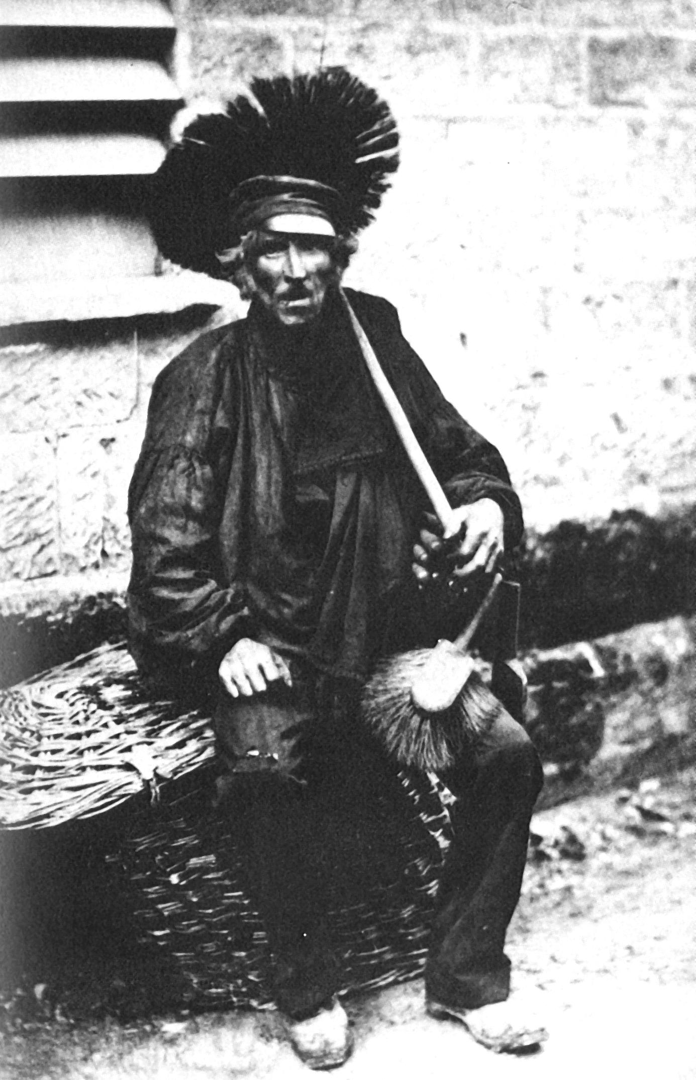 Chimney sweepDate1850s